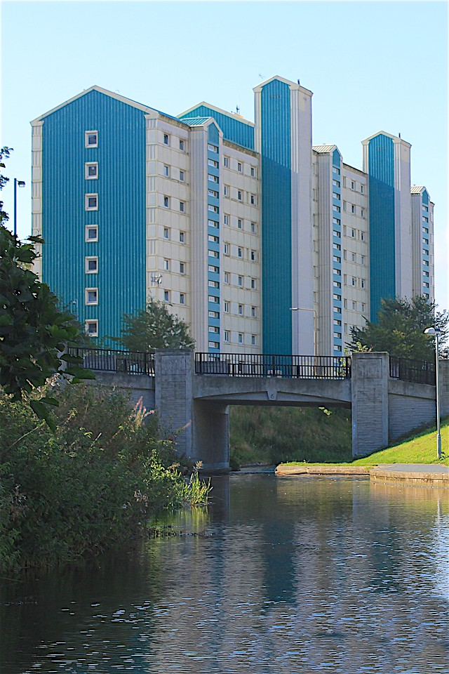 Edinburgh & Glasgow Union Canal – Wester Hailes