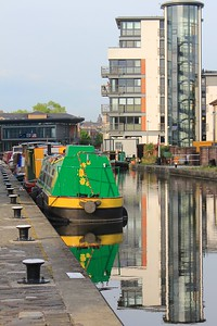 Edinburgh & Glasgow Union Canal – Edinburgh