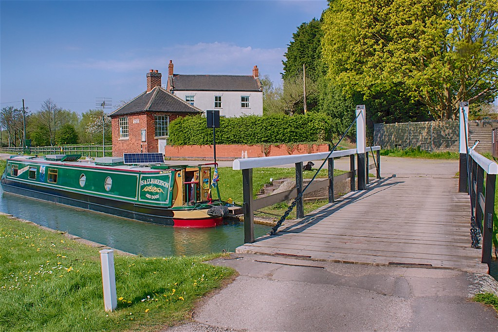 Erewash Canal – Langley Mill