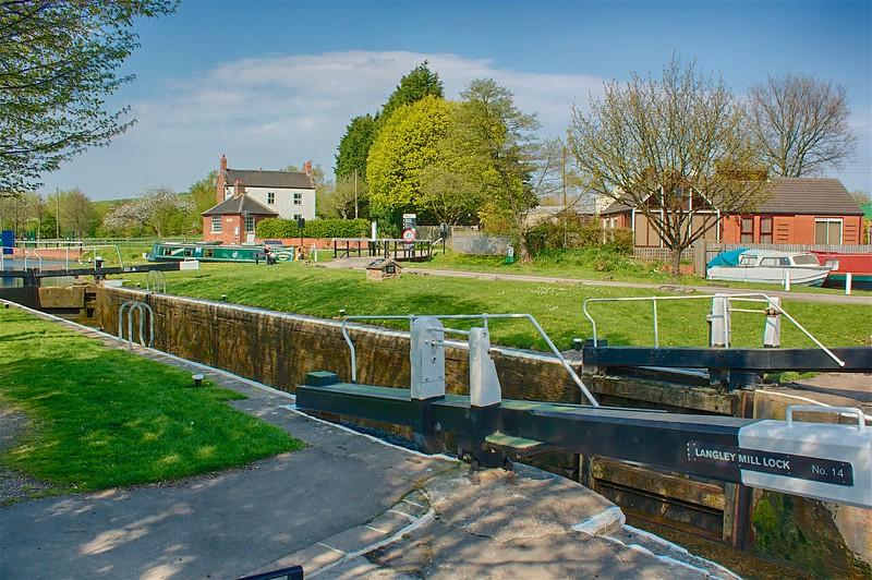 Erewash Canal – Langley Mill