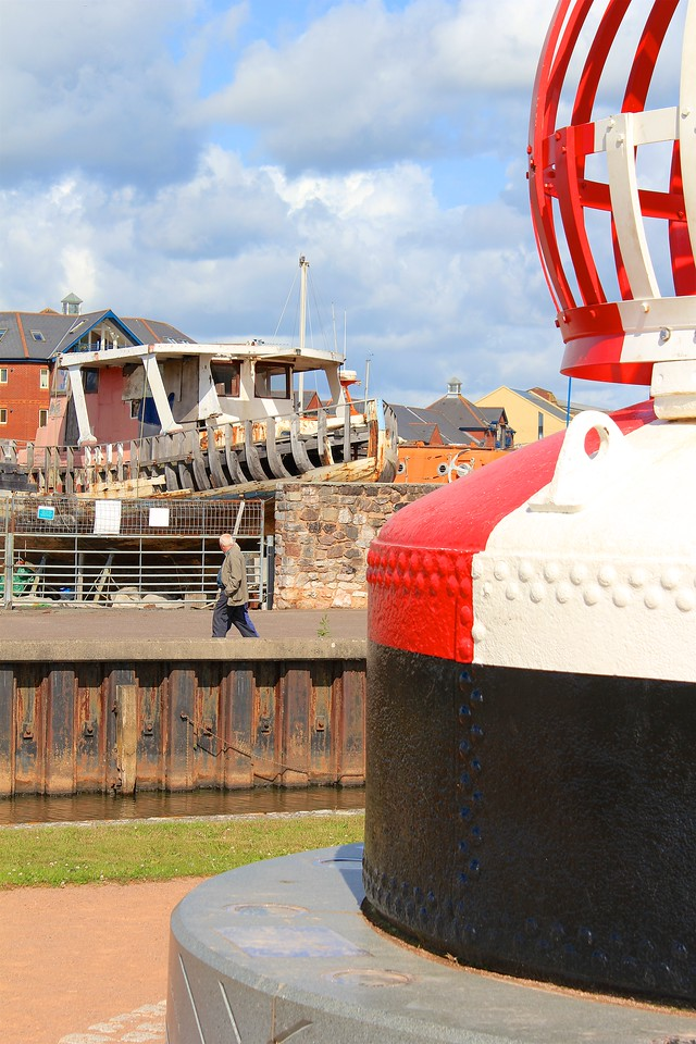 Exeter Ship Canal – Exeter