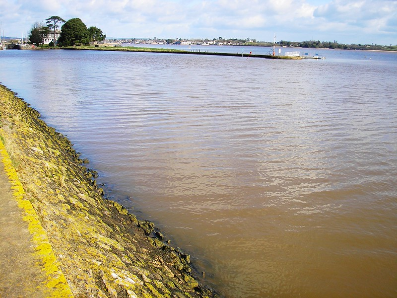 Exeter Ship Canal – Turf Lock