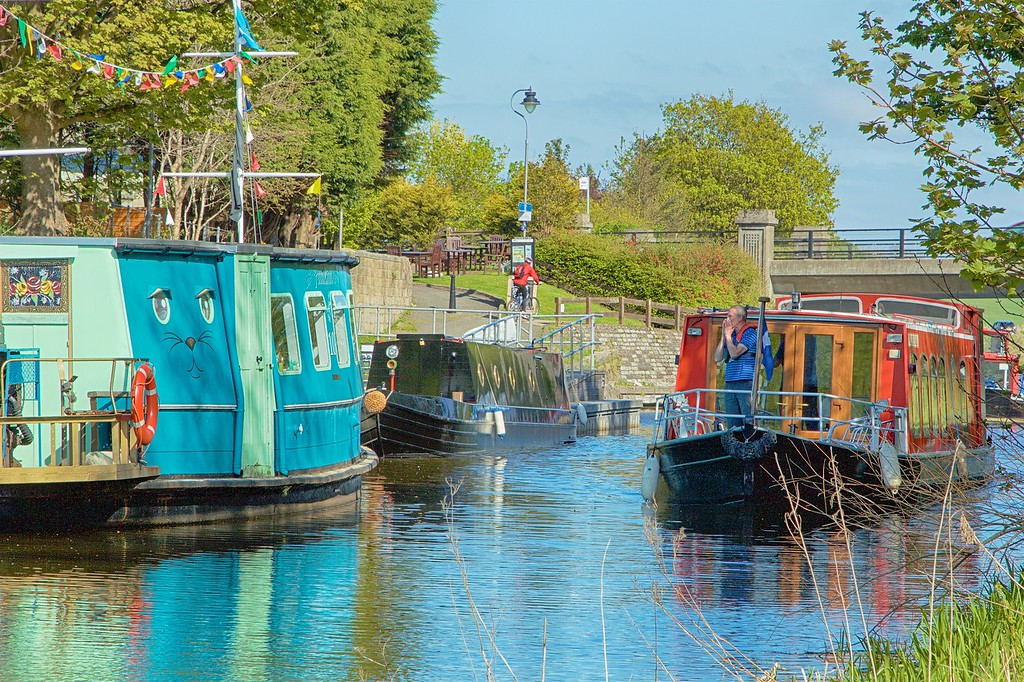 Forth & Clyde Canal – Kirkintilloch