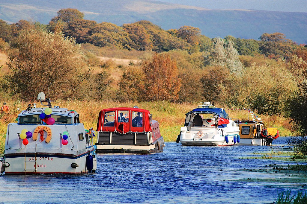 Forth & Clyde Canal – Twechar