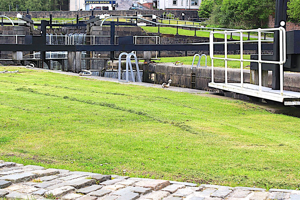 Forth & Clyde Canal – Glasgow
