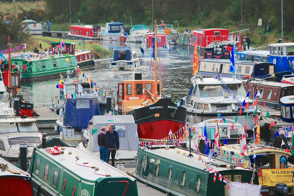 Forth & Clyde Canal – Auchinstarry