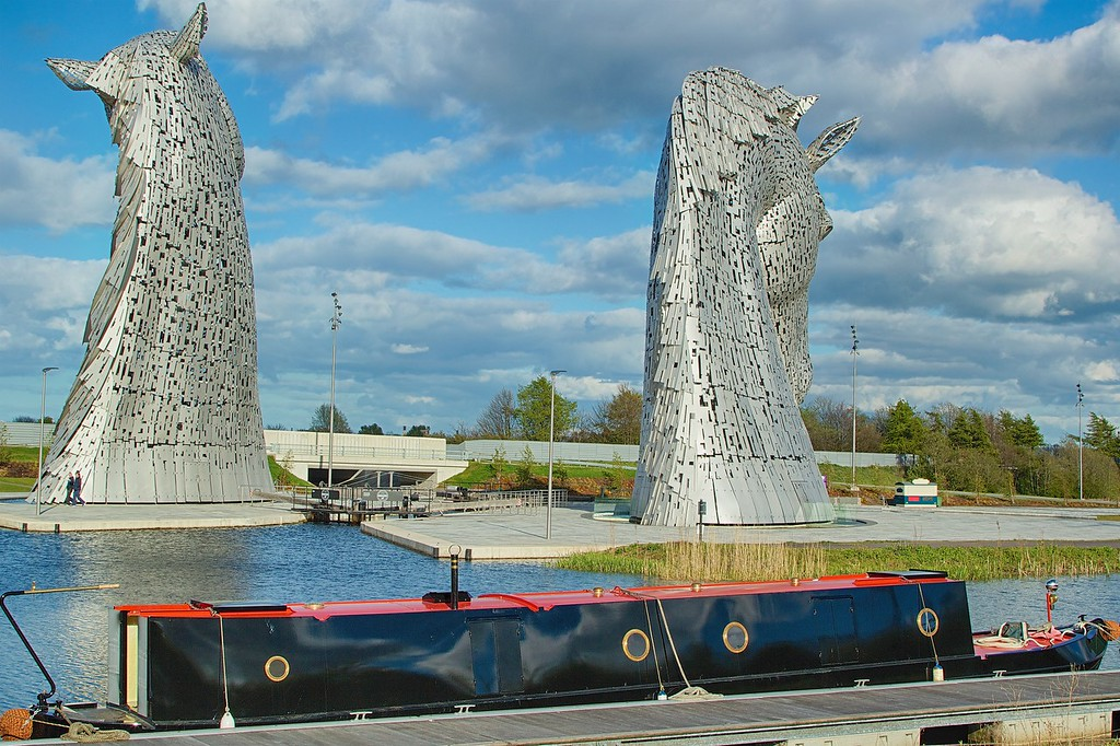 Forth & Clyde Canal – Grangemouth