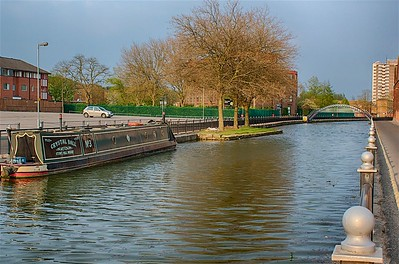 Fossdyke & Witham Navigation – Lincoln