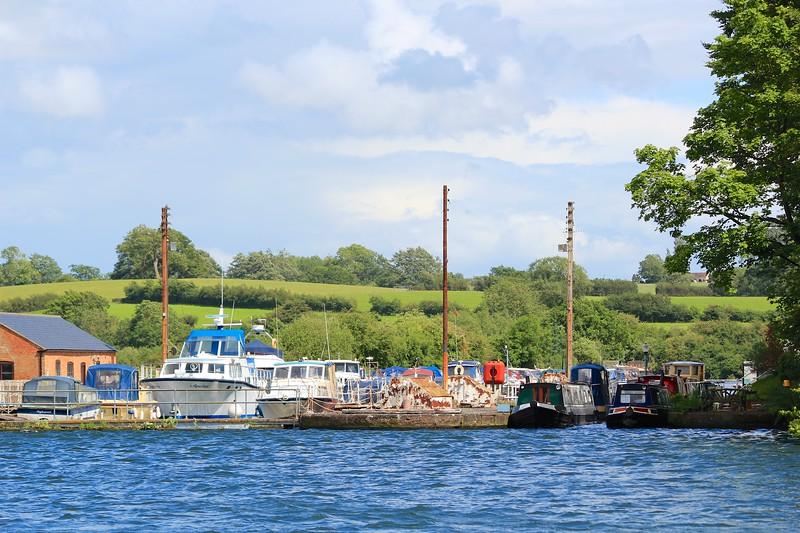 Gloucester & Sharpness Canal – Sharpness