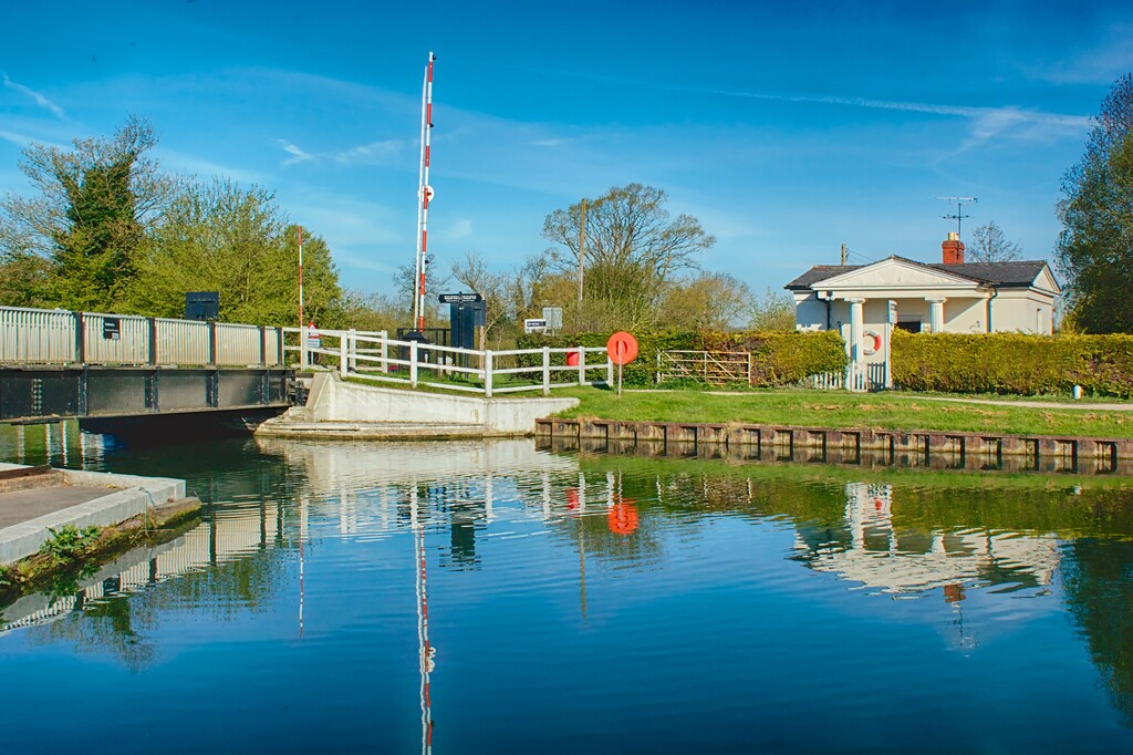Gloucester & Sharpness Canal – Frampton