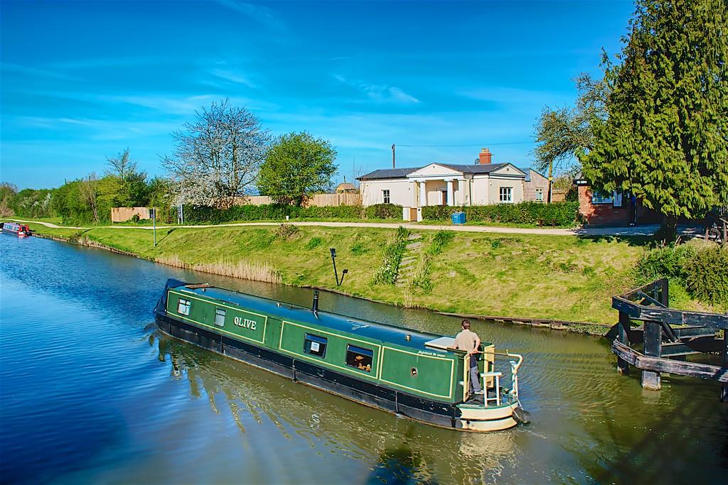 Gloucester & Sharpness Canal – Quedgeley