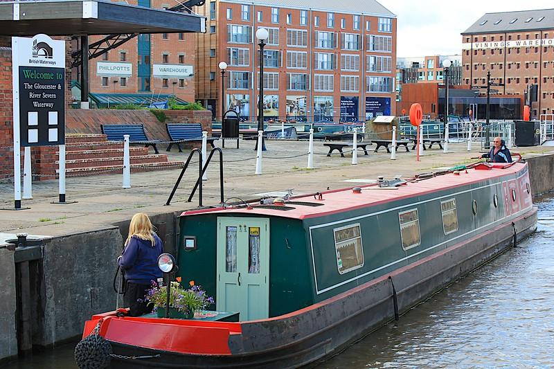 Gloucester & Sharpness Canal – Gloucester