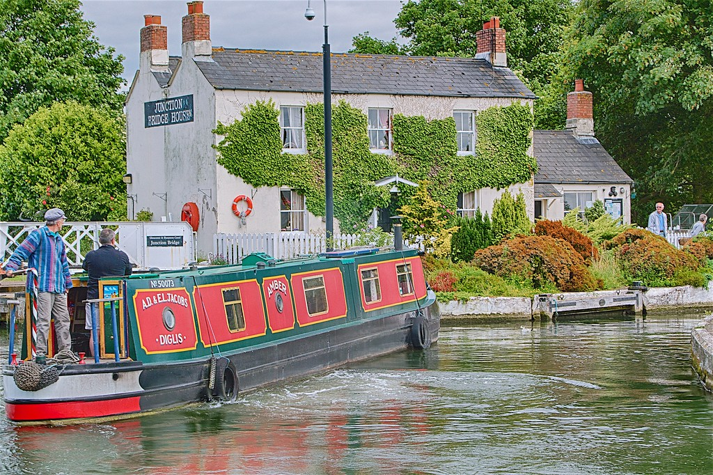 Gloucester & Sharpness Canal – Saul Junction