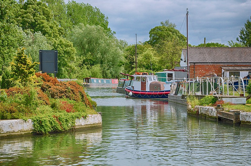 Gloucester & Sharpness Canal – Saul Junction