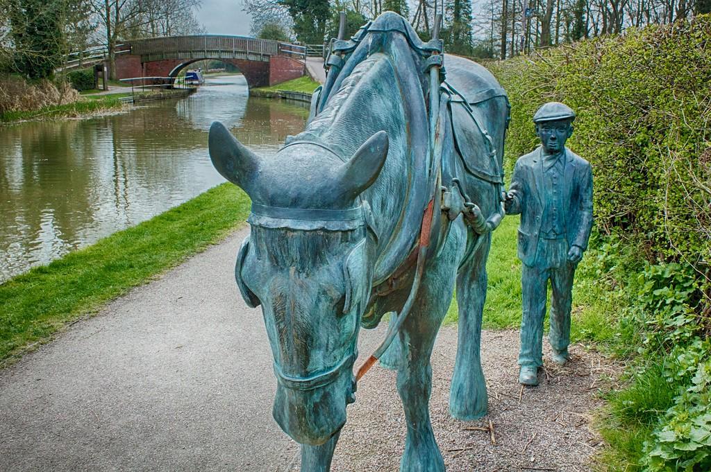 Grand Union Canal – Foxton