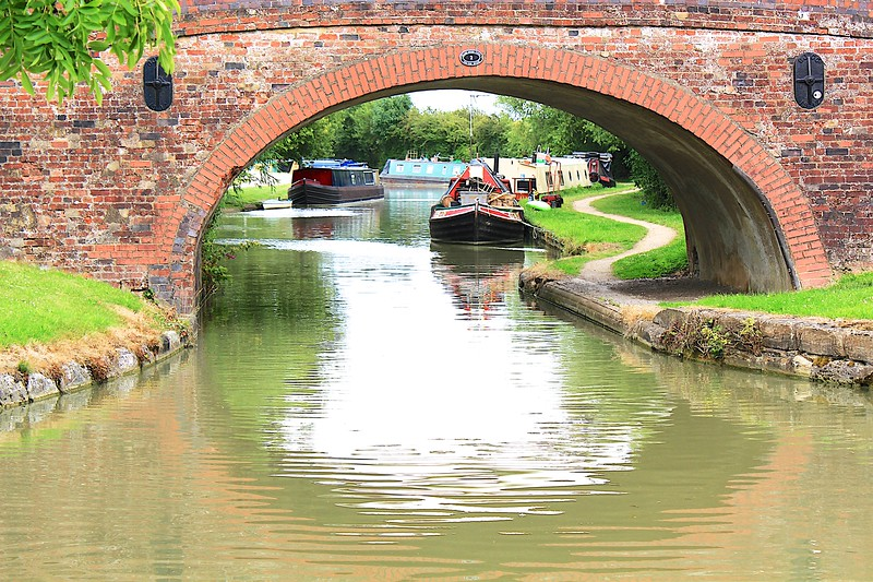 Grand Union Canal – Northampton