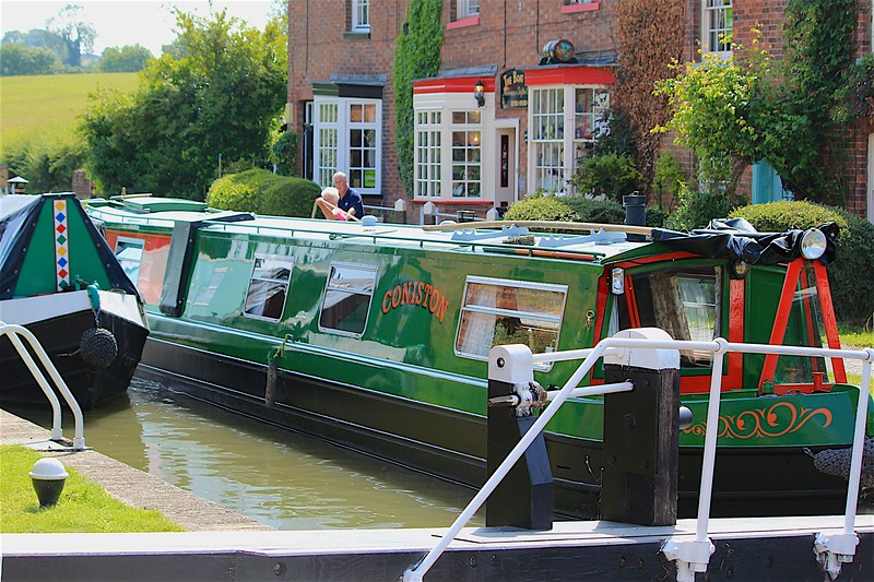 Grand Union Canal – Braunston