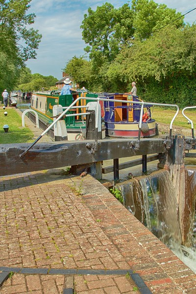 Grand Union Canal – Watford Gap