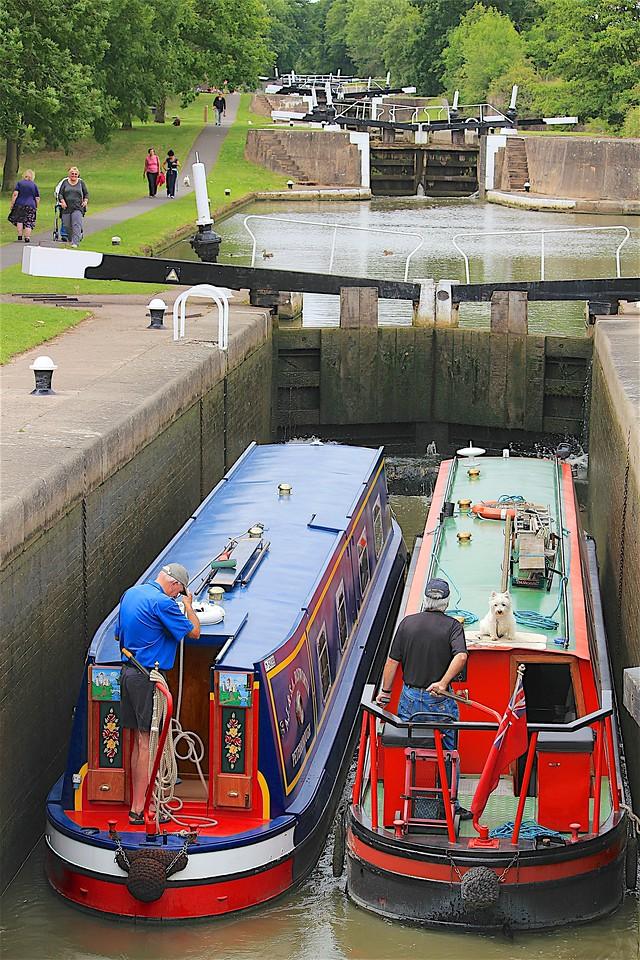 Grand Union Canal – Warwick