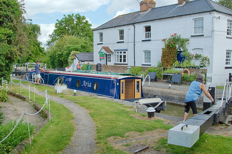 Grand Union Canal  – Tring