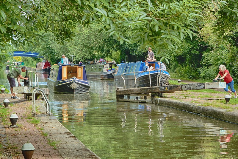 Grand Union Canal  – Kings Langley