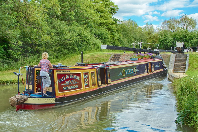 Grand Union Canal  – Marsworth