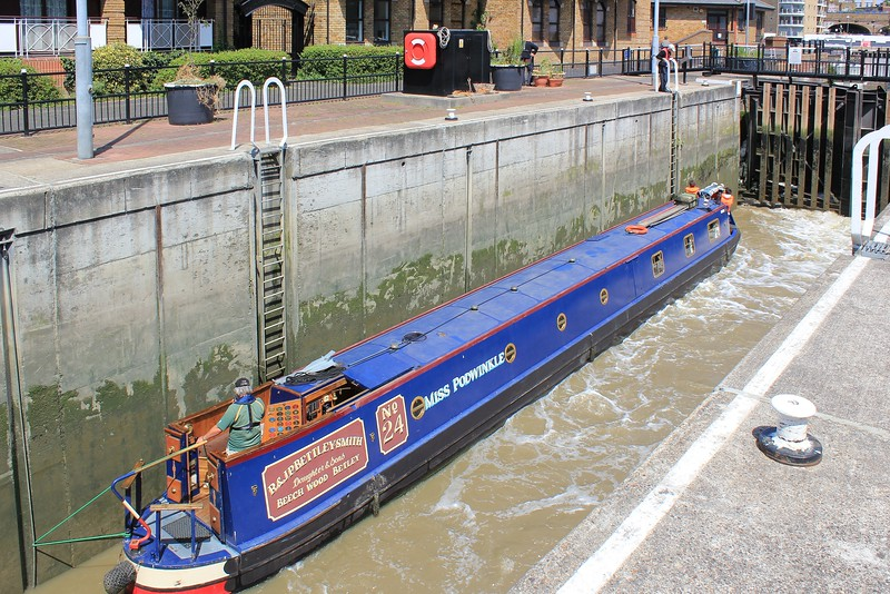 Regent's Canal – Limehouse Basin