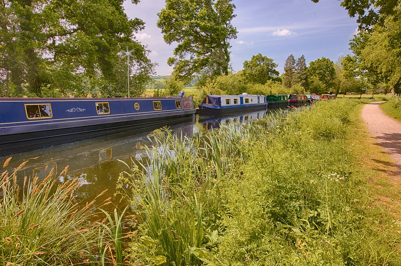 Grand Western Canal – Halberton