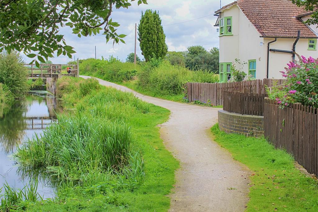 Grantham Canal – Gamston
