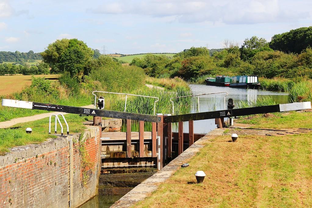 Grantham Canal – Woolsthorpe