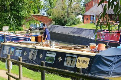 North Oxford Canal – Hilmorton
