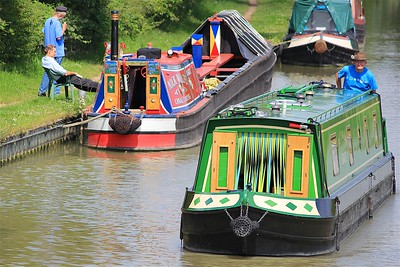 North Oxford Canal – Rugby