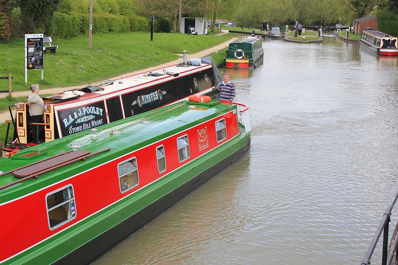 North Oxford Canal – Hilmorton