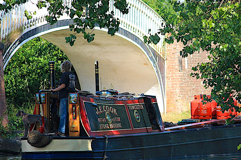 North Oxford Canal – Braunston