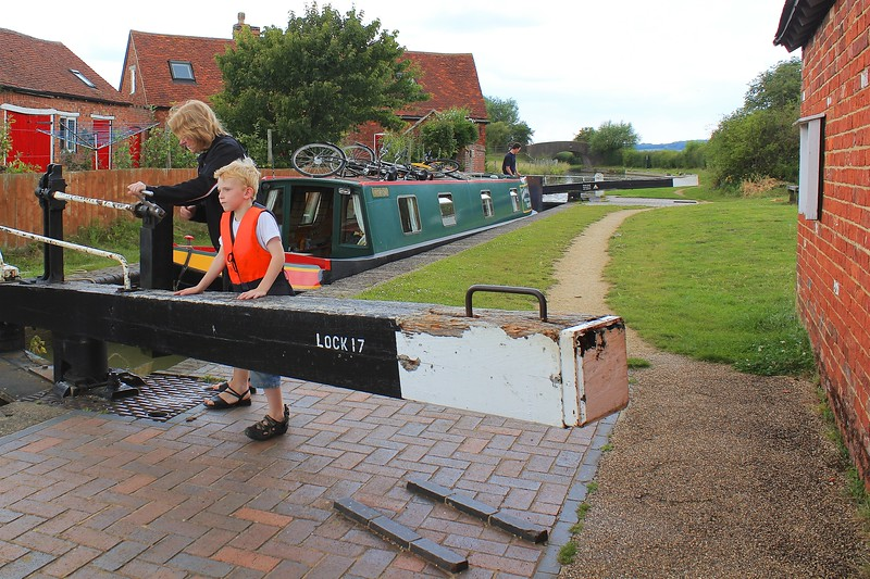 South Oxford Canal – Claydon