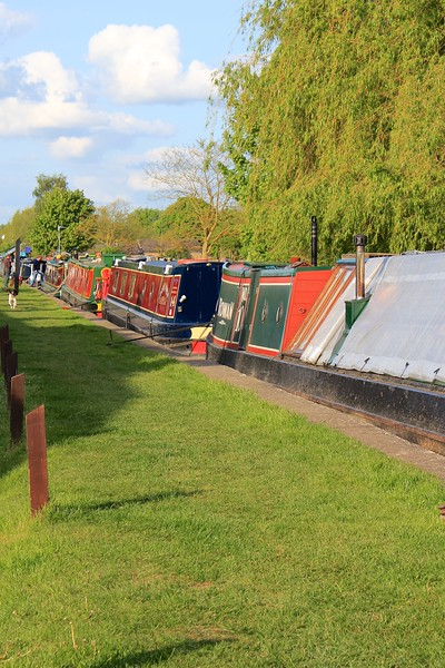 South Oxford Canal – Thrupp