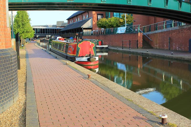 South Oxford Canal – Banbury