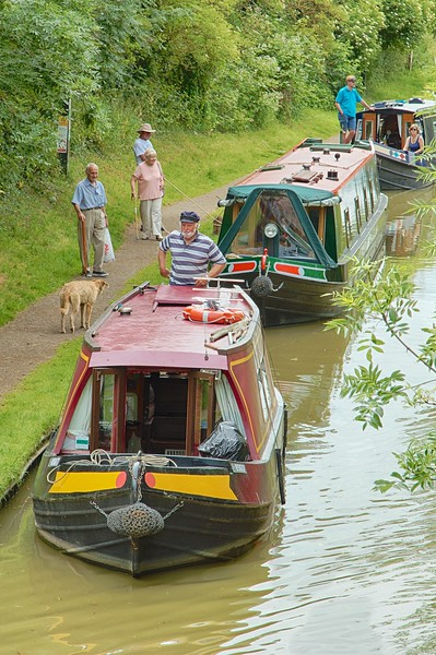 South Oxford Canal – Cropredy