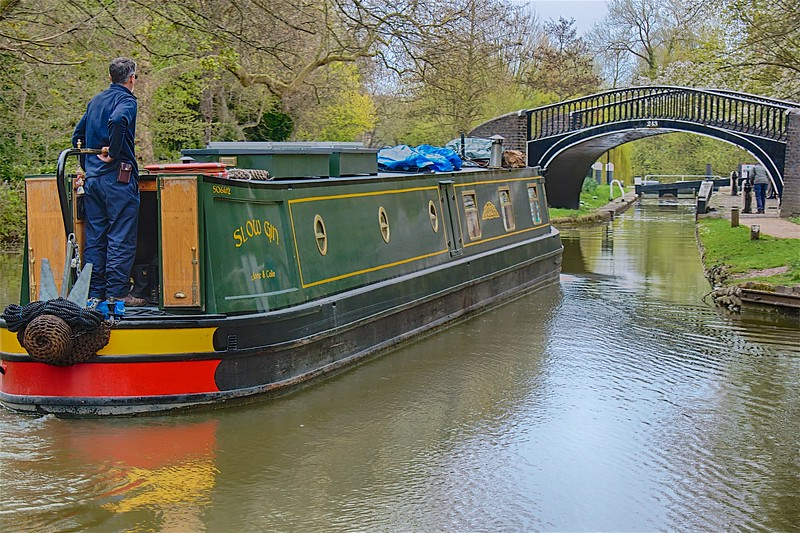 South Oxford Canal – Oxford