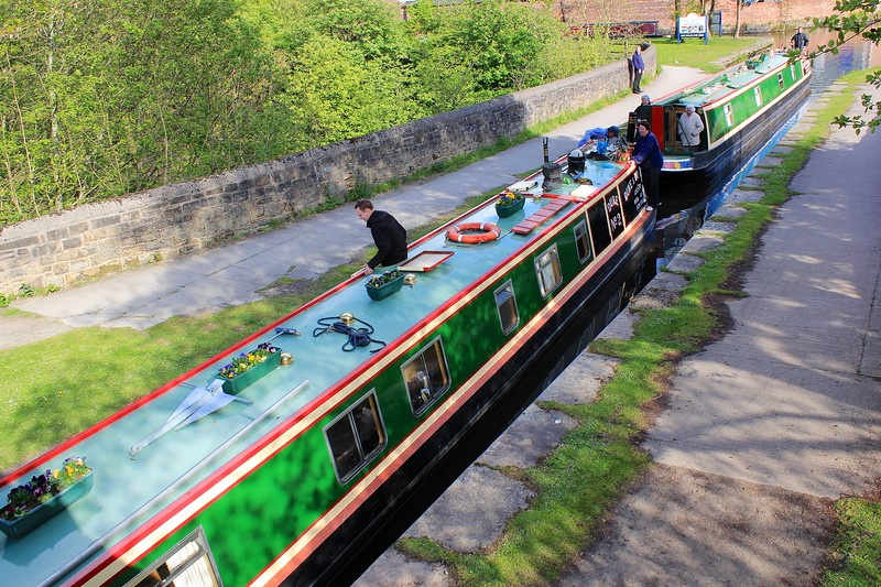 Peak Forest Canal – Ashton-under-Lyne