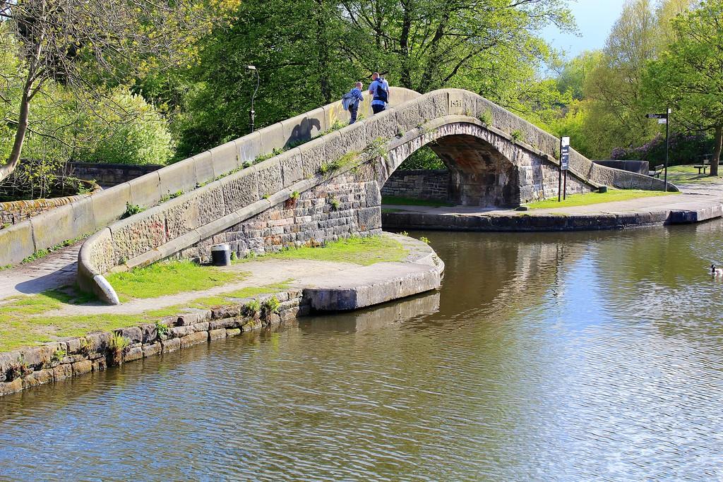 Peak Forest Canal – Ashton-under-Lyne