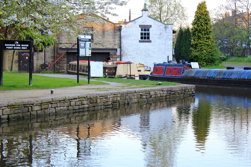 Peak Forest Canal – Whaley Bridge
