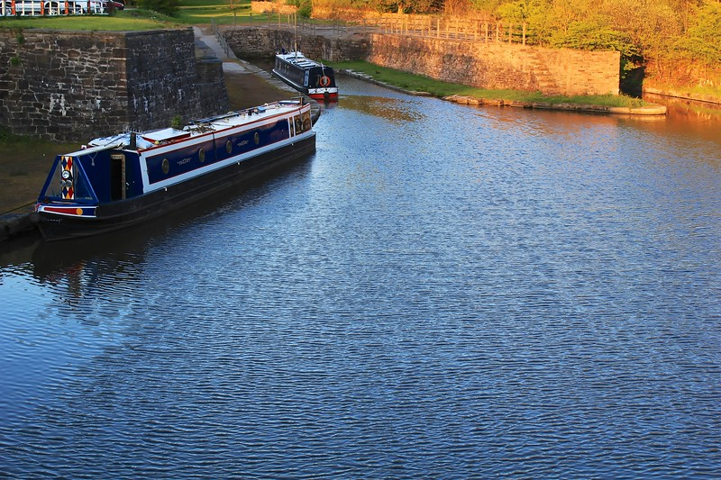 Peak Forest Canal – Buxworth