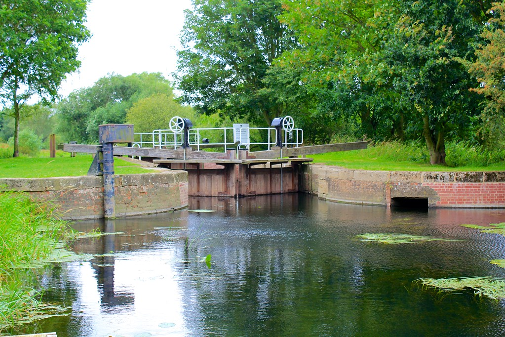 Pocklington Canal – East Cottingwith