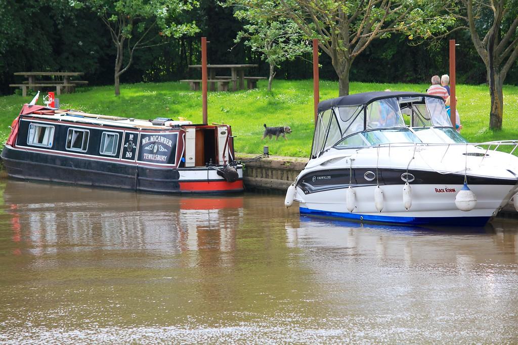 River Avon – Eckington