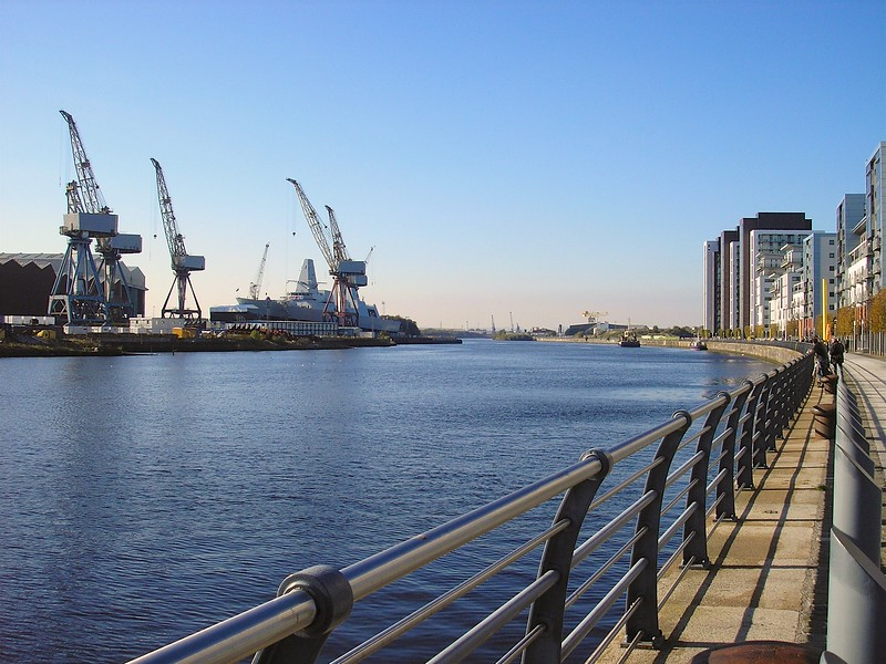 River Clyde – Glasgow