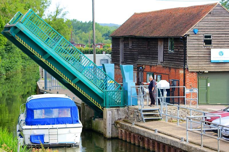 River Medway – Yalding