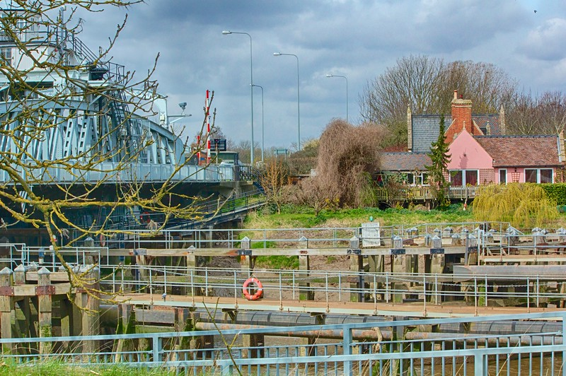 River Nene – Sutton Bridge