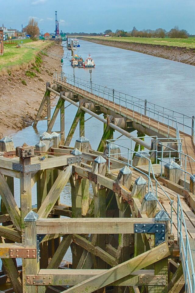 River Nene – Sutton Bridge