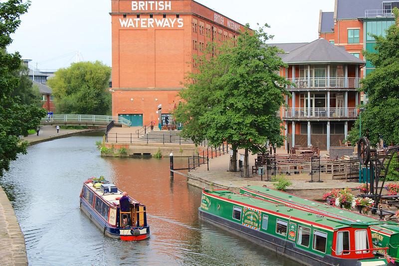 River Trent/Nottingham Canal